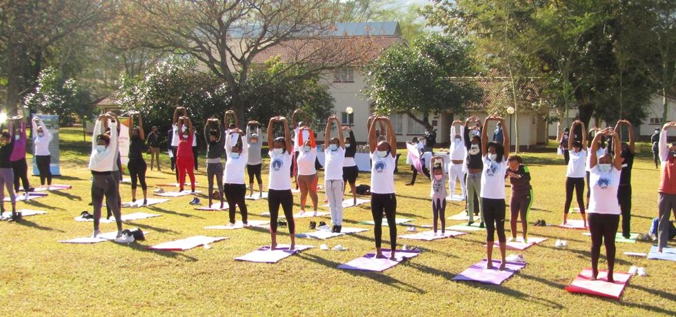 7th International Day of Yoga 2021